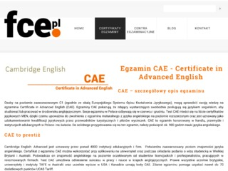 Cambridge English Advanced